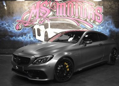 Achat Mercedes Classe C IV 63 AMG S COUPE Occasion
