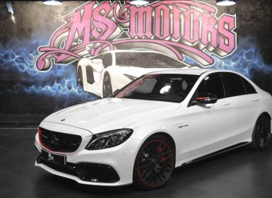 Vente Mercedes Classe C IV 63 AMG S EDITION 1 BVA7 Occasion