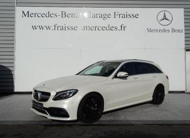 Achat Mercedes Classe C IV Break 63 AMG Speedshift MCT AMG Occasion