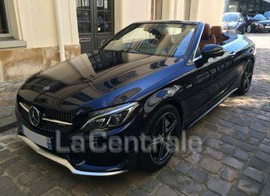 Vente Mercedes Classe C IV CABRIOLET 43 AMG 4MATIC Occasion