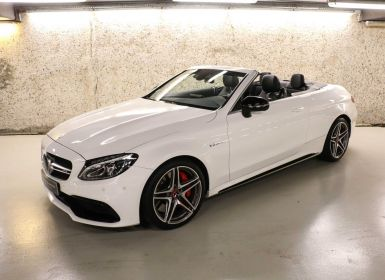 Achat Mercedes Classe C IV CABRIOLET 63 S AMG Leasing