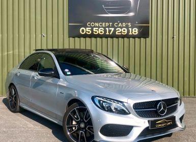 Vente Mercedes Classe C MERCEDES-BENZ (205) Berline 450 C43 AMG 3.0 i 4MATIC 7G-TRONIC 367 cv Boîte auto Occasion