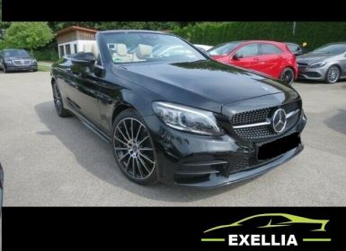 Achat Mercedes Classe C Mercedes-Benz C 400 4Matic Cabriolet AMG Line Occasion