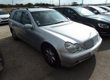 Vente Mercedes Classe C (S203) 220 CDI ELEGANCE BV6 Occasion
