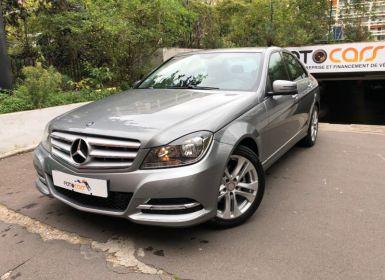 Achat Mercedes Classe C (W204) 180 AVANTGARDE 7G-TRONIC Occasion