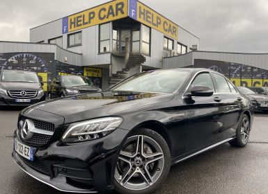 Mercedes Classe C (W205) 180 D 122CH AMG LINE 9G-TRONIC Occasion