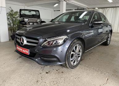Mercedes Classe C (W205) 220 BLUETEC EXECUTIVE 7G-TRONIC PLUS Occasion