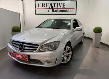 Vente Mercedes Classe CLC 200 CDI 122 CV 96 000 KMS Occasion