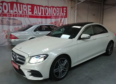 Mercedes Classe E 184ch Executive 9G-Tronic Occasion