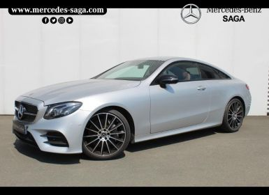Achat Mercedes Classe E 200 184ch AMG Line 9G-Tronic Occasion