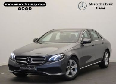 Vente Mercedes Classe E 200 184ch Business Executive 9G-Tronic Euro6d-T Occasion