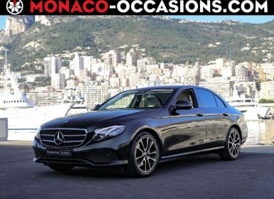 Vente Mercedes Classe E 200 184ch Executive 9G-Tronic Occasion