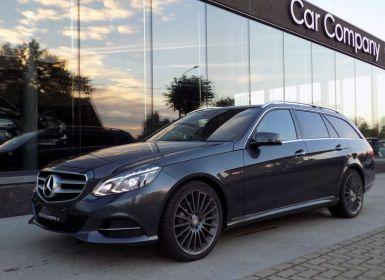 Vente Mercedes Classe E 200 BlueTEC EDITION - GPS - LEDER - TREKHAAK - XENON Occasion