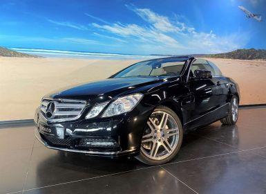 Vente Mercedes Classe E 200 Cabrio 184pk benzine automaat Leder - Navi - Xenon - BT Occasion