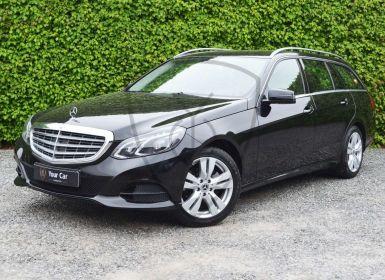 Vente Mercedes Classe E 200 CDI Avantgarde / AUTOMAAT / LEDER / NAVI /TREKHAAK Occasion