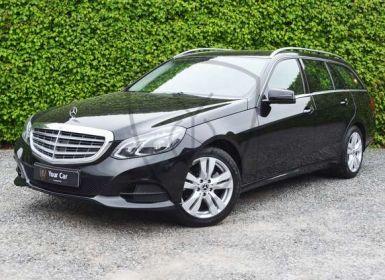 Vente Mercedes Classe E 200 CDI Avantgarde - AUTOMAAT - LEDER - NAVI - TREKHAAK Occasion