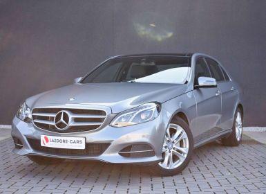 Vente Mercedes Classe E 200 CDI BE Elegance Start - Stop Occasion