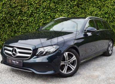 Vente Mercedes Classe E 200 d AVANTGARDE INT + EXT - ATTELAGE ELEC - 36.000KMS Occasion