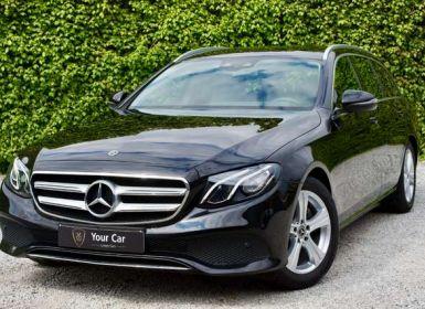 Vente Mercedes Classe E 200 d AVANTGARDE INT+EXT - PANO ROOF - LANE ASS - BLINDSPO Occasion