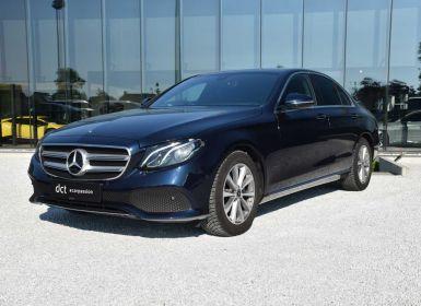 Vente Mercedes Classe E 200 d Avantgarde WIDESCREEN LEATHER Occasion