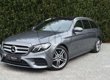Vente Mercedes Classe E 200 D PACK AMG 19 INCH - PANORAMA - MULTICONTOUR SEATS Occasion
