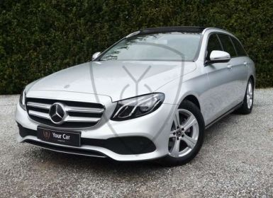 Vente Mercedes Classe E 200 D - PANORAMA - DISTRONIC - NAPPA - LED - TREKHAAK Occasion