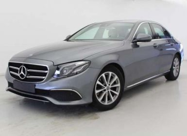 Vente Mercedes Classe E 200 D SPORT STYLE - WIDESCREEN COCKPIT - NAPPA LEATHER Occasion