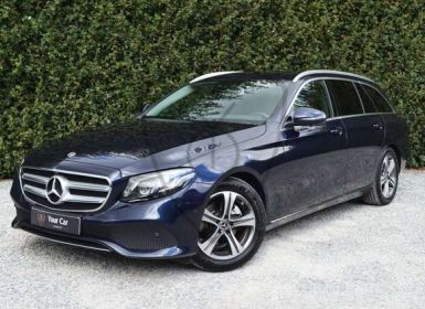 Vente Mercedes Classe E 200 D WIDESCREEN - CAM 360 - HEAD-UP - NAPPA - LED - Occasion