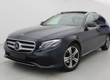 Vente Mercedes Classe E 200 D - WIDESCREEN - DRIVE PILOT - BURMESTER - PANORAMA - Occasion