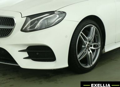 Voiture Mercedes Classe E 200 SPORTLINE 9G TRONIC Occasion