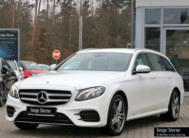 Voiture Mercedes Classe E 200d T Pack AMG Occasion