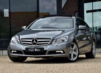 Vente Mercedes Classe E 220 Avantgarde - PANO DAK - XENON - AUTOMAAT - LEDER - GPS - PDC - Occasion