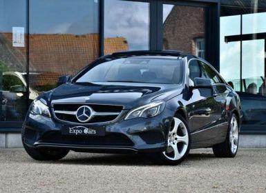 Vente Mercedes Classe E 220 AVANTGARDE - PANO DAK - XENON - DISTRONIC - LEDER - CRUISE - Occasion