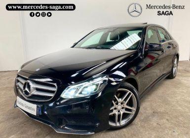 Vente Mercedes Classe E 220 BlueTEC Sportline 7G-Tronic+ Occasion