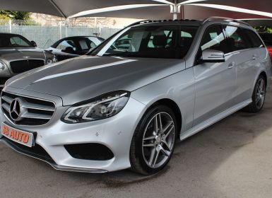 Achat Mercedes Classe E 220 BLUETEC SPORTLINE 9G-TRONIC Occasion
