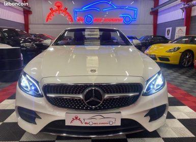Vente Mercedes Classe E 220 CABRIOLET CDI Amg Fascination Occasion