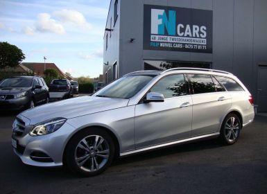 Vente Mercedes Classe E 220 CDI, aut, avantgarde, 180pk, leder ,gps, open dak Occasion