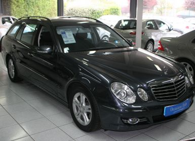 Acheter Mercedes Classe E 220 CDI BREAK AVANTGARDE Occasion