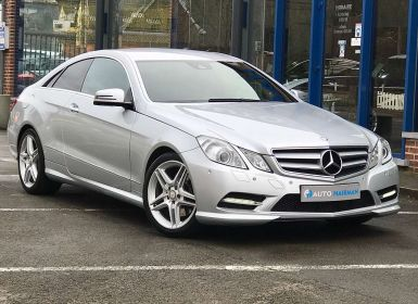 Mercedes Classe E 220 CDI BVA-7 PACK AMG ÉDITION INT - EXT FULL OPTIONS Occasion