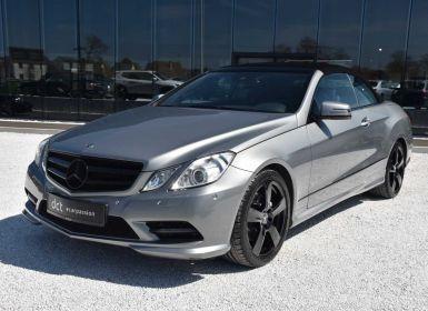 Vente Mercedes Classe E 220 CDI CABRIO Avantgarde AMG | Comand Navi ILS Occasion