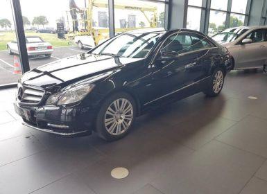 Achat Mercedes Classe E 220 CDI Executive Occasion