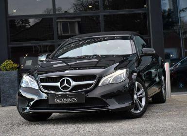Vente Mercedes Classe E 220 CDI LEDER - NAVI - BLUETOOTH - CABRIOLET Occasion