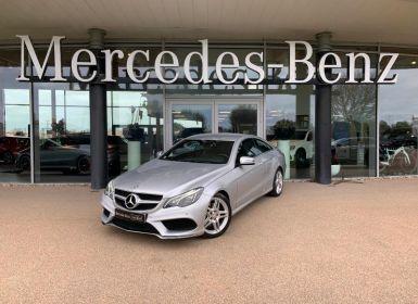 Vente Mercedes Classe E 220 d 170ch Sportline 9G-TRONIC Occasion