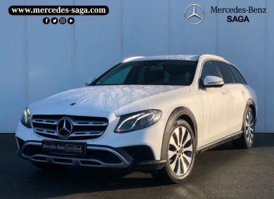 Achat Mercedes Classe E 220 d 194ch 4Matic 9G-Tronic Occasion
