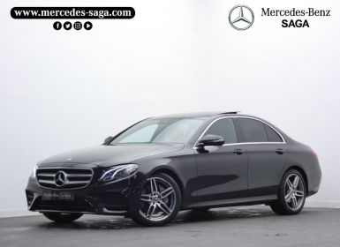 Achat Mercedes Classe E 220 d 194ch AMG Line 9G-Tronic Occasion