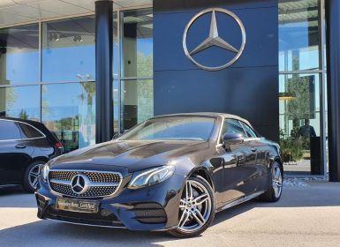 Vente Mercedes Classe E 220 d 194ch AMG Line 9G-Tronic Occasion