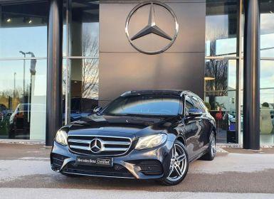 Achat Mercedes Classe E 220 d 194ch AMG Line 9G-Tronic Euro6d-T-EVAP-ISC Occasion