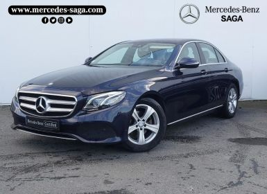 Achat Mercedes Classe E 220 d 194ch Business Executive 9G-Tronic Occasion