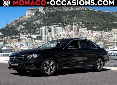 Vente Mercedes Classe E 220 d 194ch Business Executive 9G-Tronic Euro6d-T Occasion