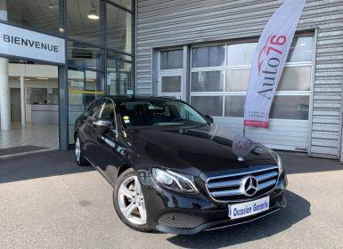 Voiture Mercedes Classe E 220 d 194ch Executive 9G-Tronic Occasion